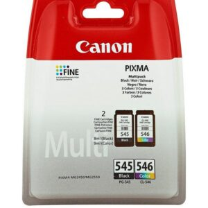 Canon PG-545 Black & CL-546 Twin Pack