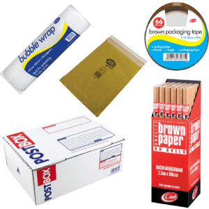 Pack & Post Products