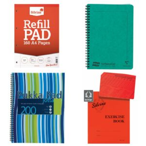 Pads | Jotters | Notebooks
